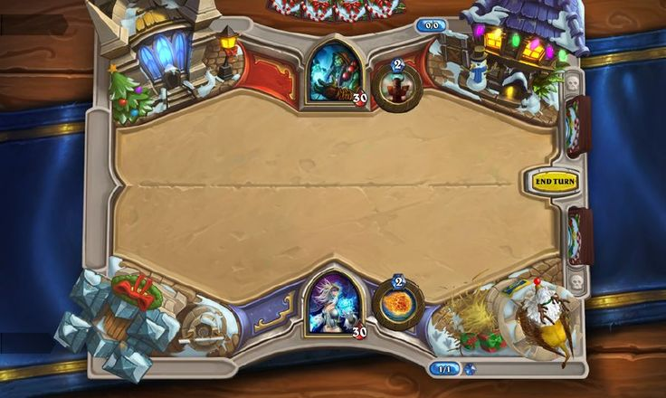 I think some of Hearthstone's battlefields are cozy like the Winter Veil version of Stormheim. http://ift.tt/2emm7vX