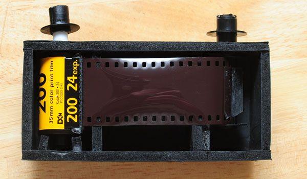 35mm pinhole camera tutorial