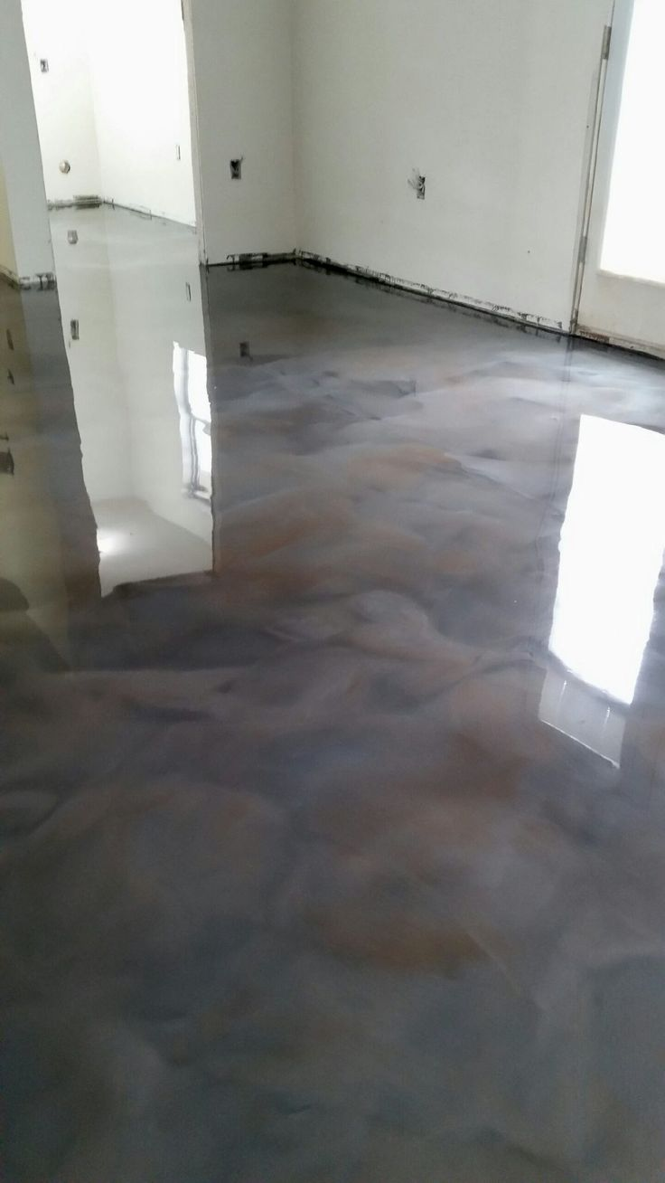 Turquoise Stained Concrete Floors : Best images about reflector epoxy on pinterest pearls