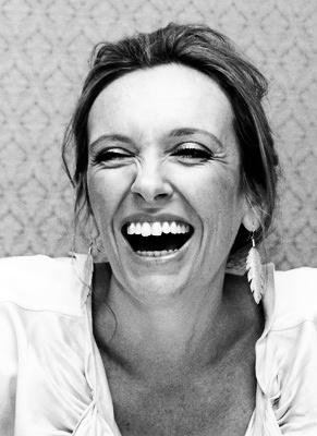 Toni Collette - so so so talented. Incredible in US of TARA