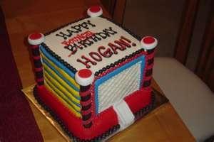 Bounce House Cake 2