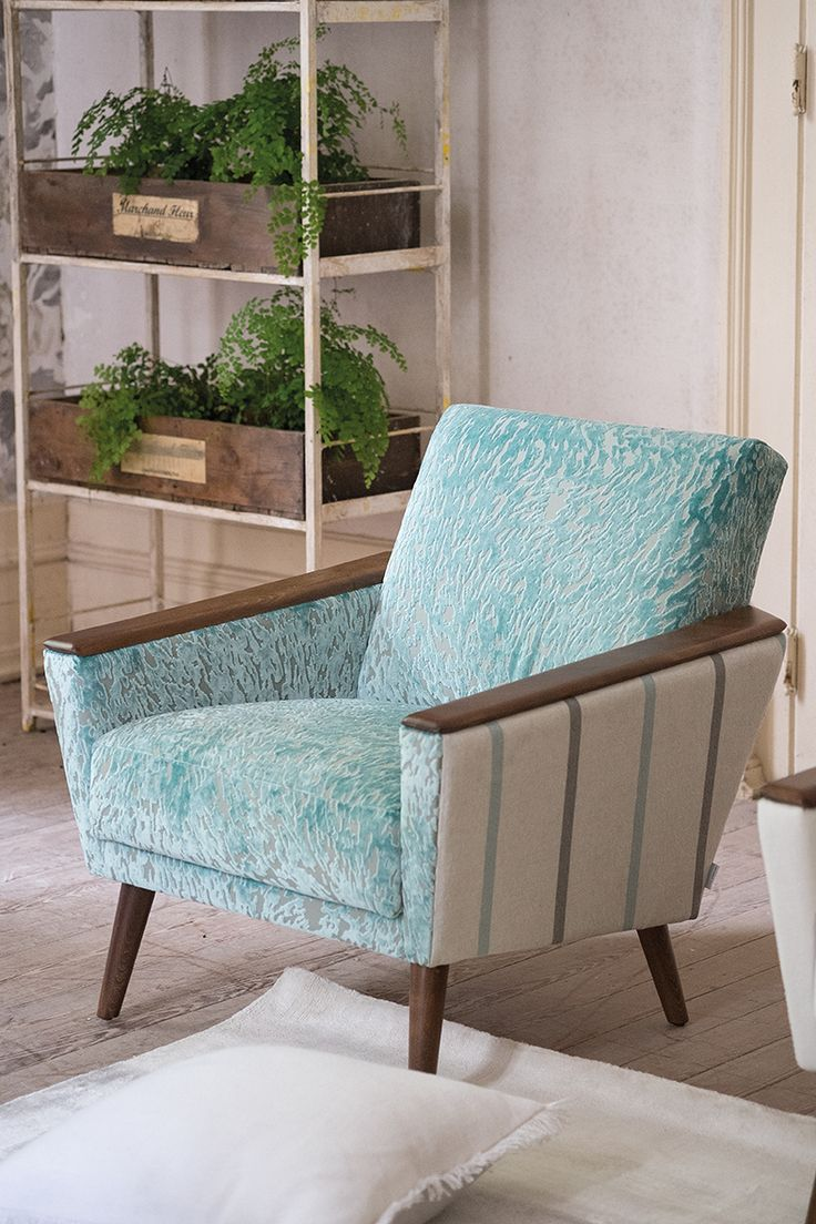 Designers Guild Wedge chair