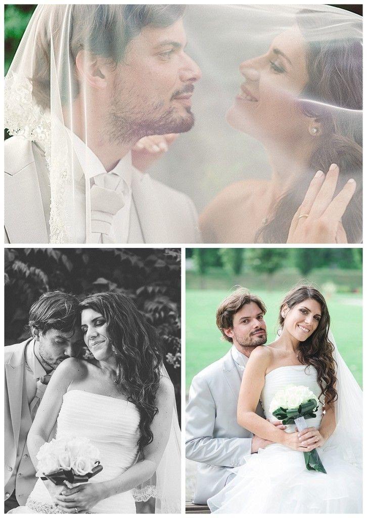 bride and groom #portrait #wedding