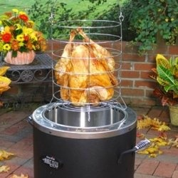 The Char-Broil Big-Easy Infrared Turkey Fryer is the leader of the pack and for good reason.