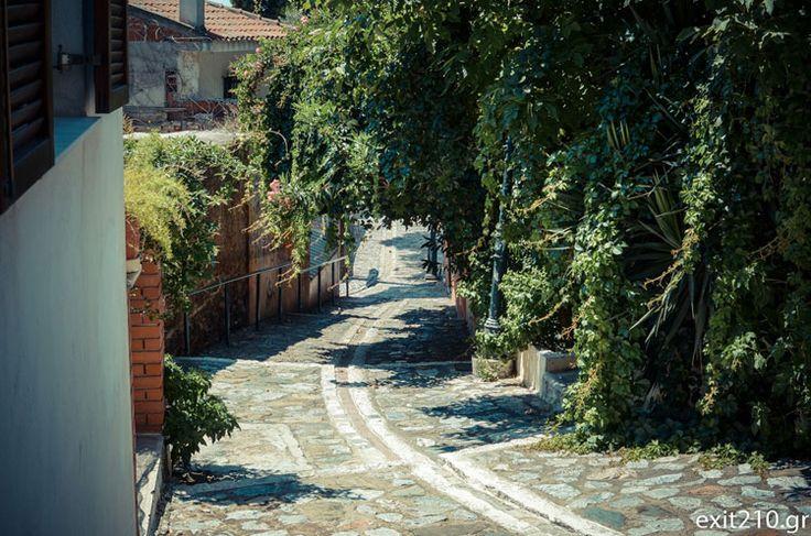 εν πλω σημειώσεις  φωτογραφίας : Μια βόλτα στην Άνω Πόλη της Θεσσαλονίκης (Φωτογραφ...