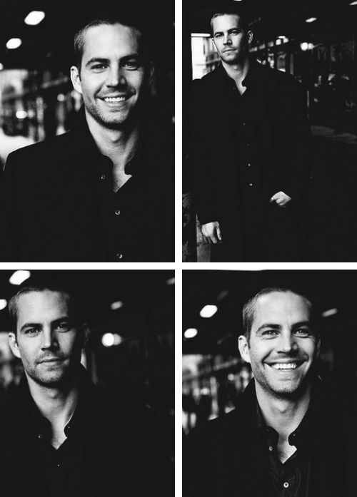 Paul Walker so sad to lose him so young. #foreverinlovewithhim