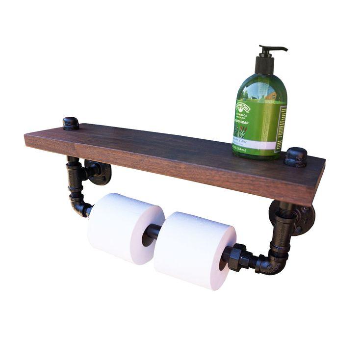 Steampunk Bathroom Decor