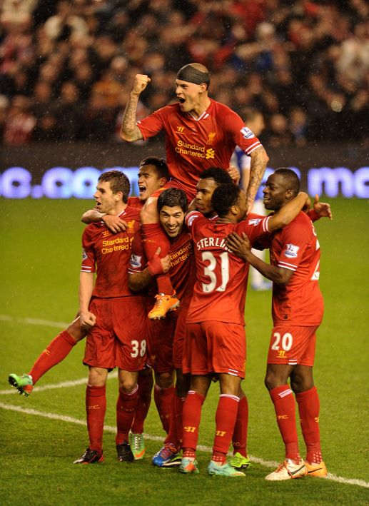 More brilliant Merseyside derby photos - Liverpool FC