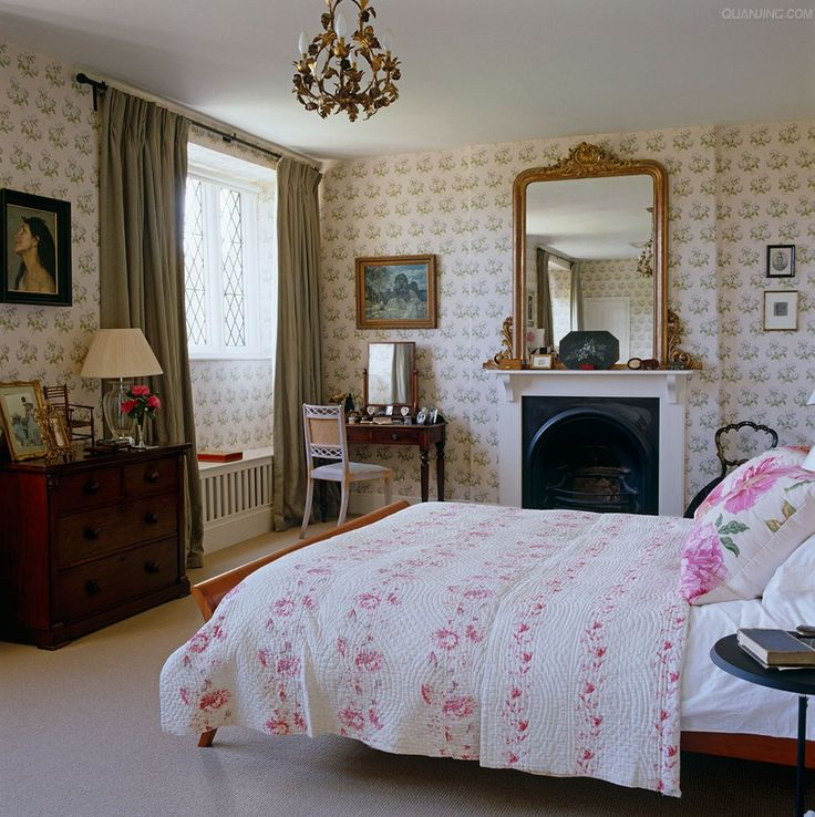 Ros Byam Shaw's, author of 'Perfect English', rambling 16th-century home in Devon