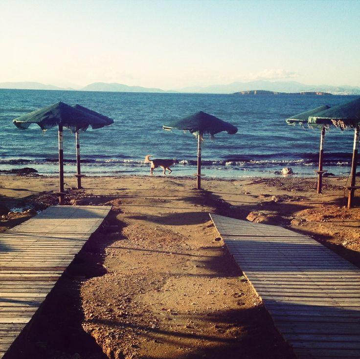 Kavouri beach , Athens , Greece