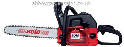 "Chainsaws : Solo German Chainsaws : Solo 636-14"" Compact Petrol Chainsaw"