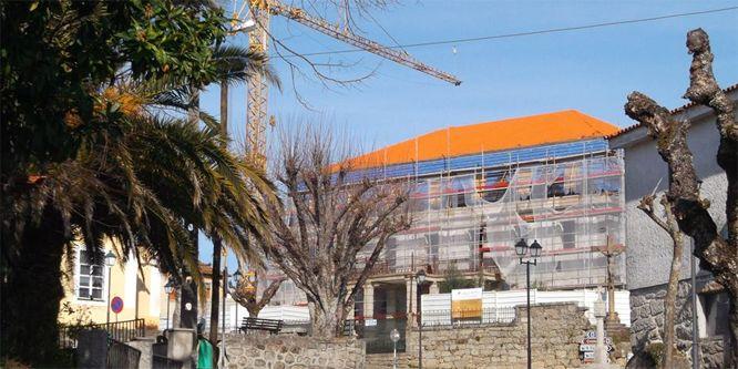 Obras avançam na casa de Aristides Sousa Mendes