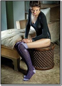 Cesare Paciotti stockings