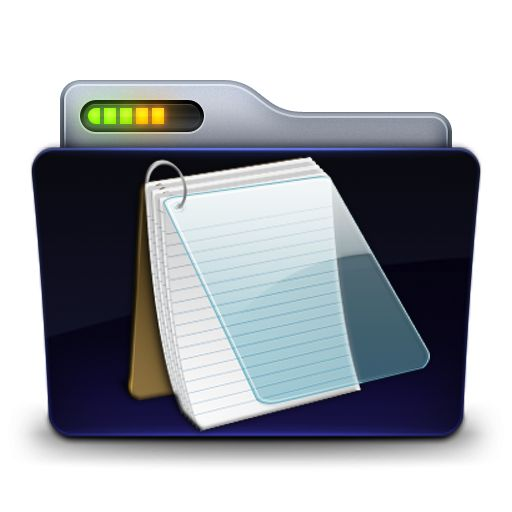 Documents Folder Icon by zeaig