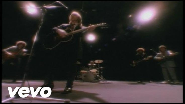 Tom Petty And The Heartbreakers - I Won't Back Down Album: Full Moon Fever Released: 1989