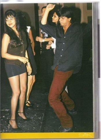 Dancing with Gouri. . ..