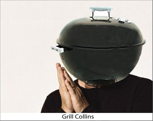 Grill Collins