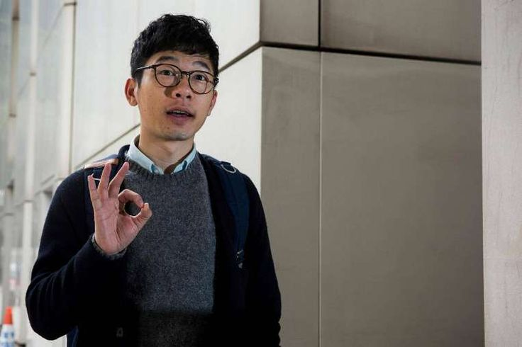 """HONG KONG (AFP) – Hong Kong pro-democracy legislator Nathan Law hit out on Monday (Jan 9) at """"violent attacks"""" by pro-China protesters at the city's airport on his return from a political forum in Taiwan.. Read more at straitstimes.com."""