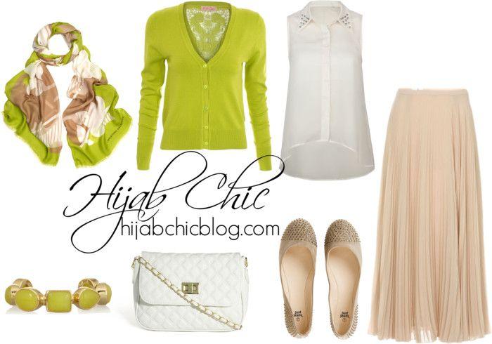 Hijab Style: ALI