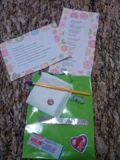 Ramblings of a Crazy Woman: Kindergarten Survival Kit and Back to School Prayer