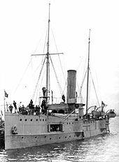 HMCS Protector (1901)
