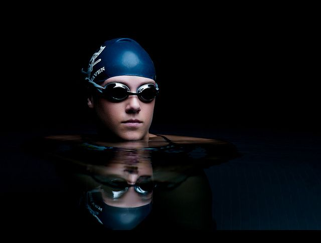 Swimmer by Brian Gudas Photography, via Flickr #swimming #training #love