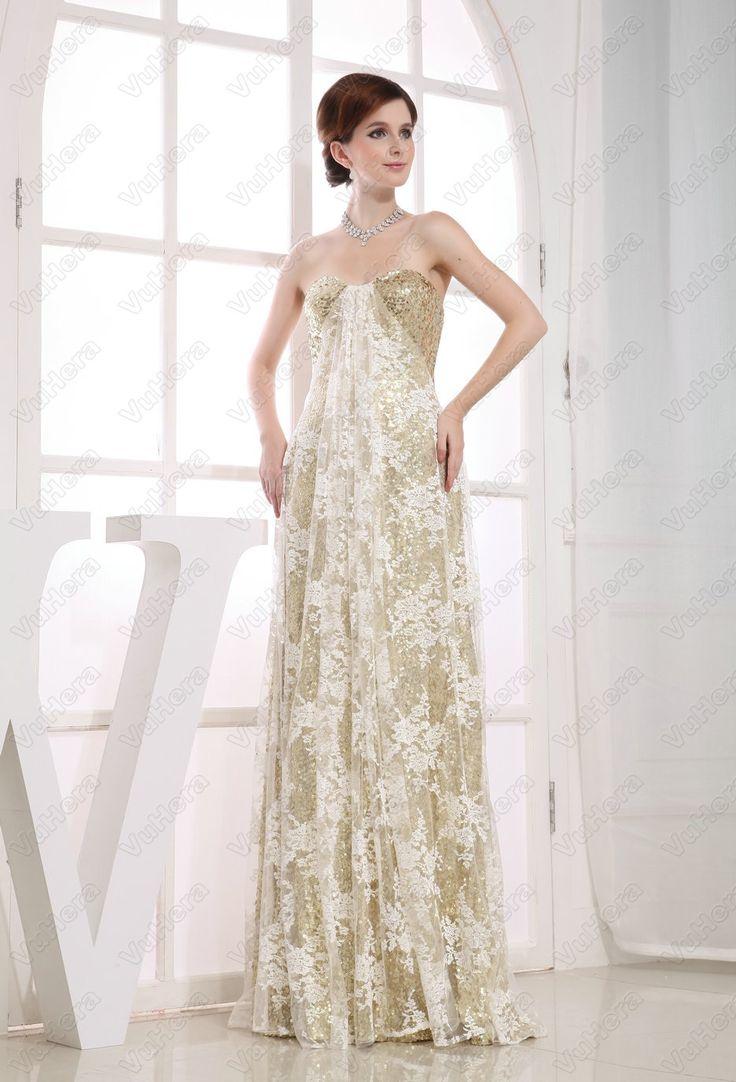 22 besten Gold Dresses Bilder auf Pinterest | Abendkleider ...