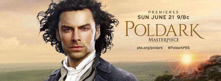 Poldark, my new favorite series!