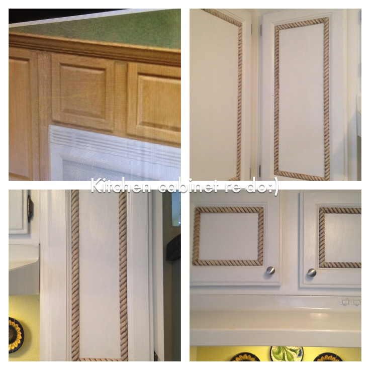 Redone Kitchen Cabinets: 111 Best Images About Kitchen Cabinet Redo Ideas On Pinterest