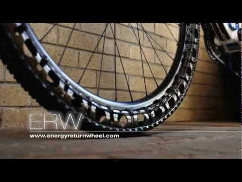 ERW - Airless Bicycle Tires