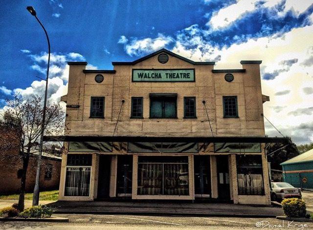 Walcha Theatre. Australia FOR SALE