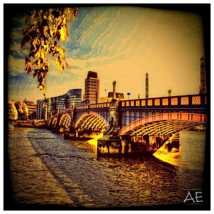 Lambeth Bridge by AngelEowyn