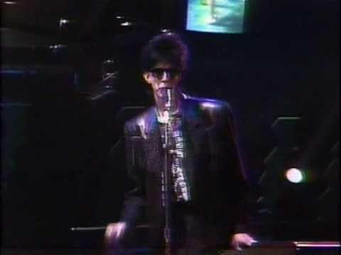 ▶ The Cars Ric Ocasek - Jimmy Jimmy (Live in Houston) - YouTube
