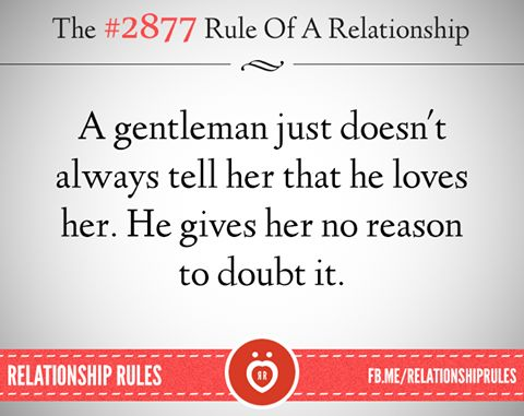 20 rules for a healthy relationship