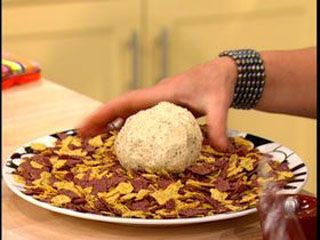 Favorite Mexican Party Cheese Ball | Rachael Ray Show