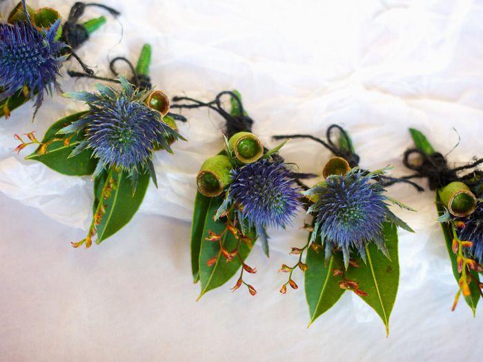 Clarence – Flowers & Fancy Goods » Flowers for Weddings. Dah dah dee dah.