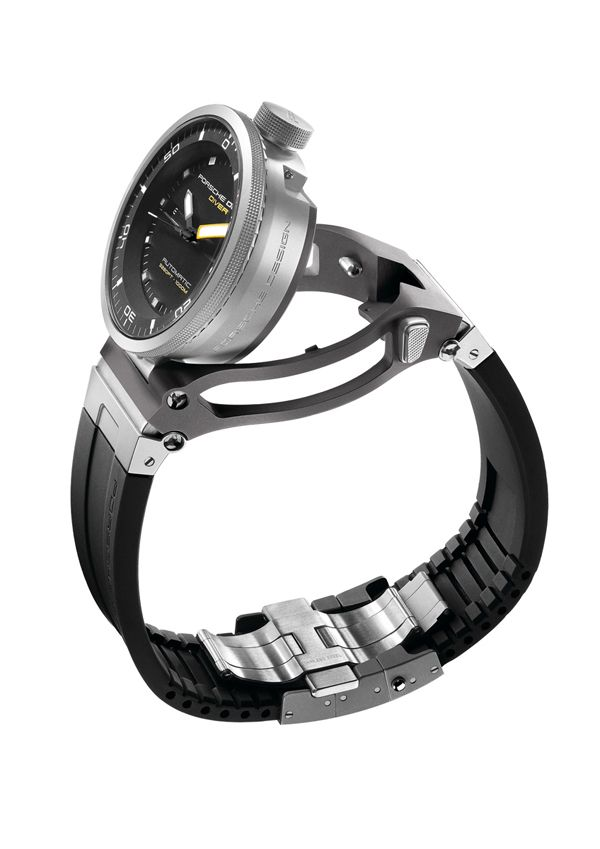 PORSCHE DESIGN P'6780 DIVER: A WATCH, expected for 25 years to design