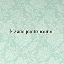 Honfleur Papers DHONDA105 van Sanderson romantisch behang met prachtige bloemen