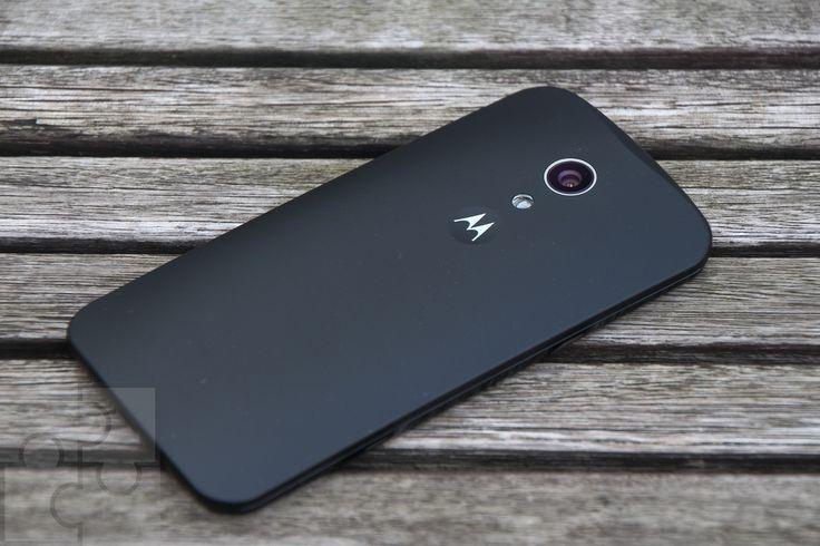 Motorola G (2 Gen.) - hátulról...