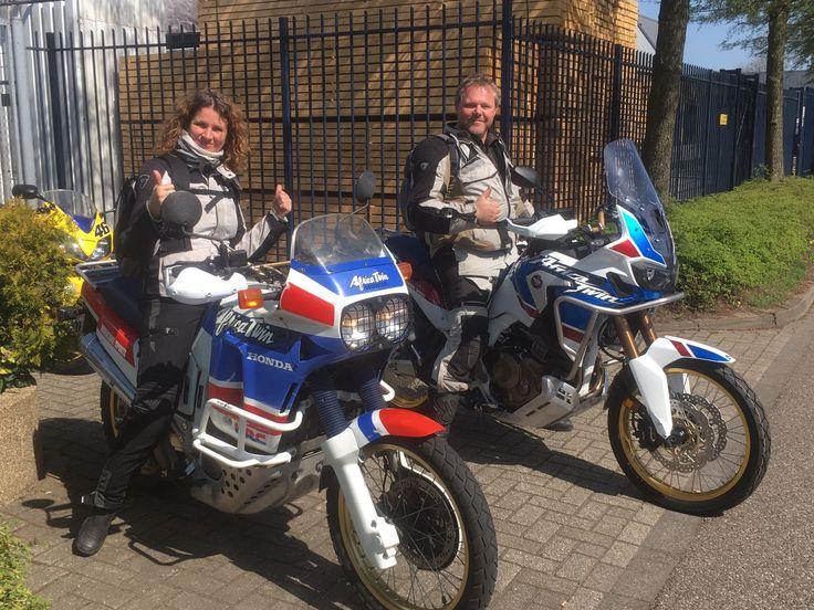 Honda CRF1000L Africa Twin Adventure Sports 30th anniversary/  – Bakker Motors Zaandam www.bakkermotors.nl