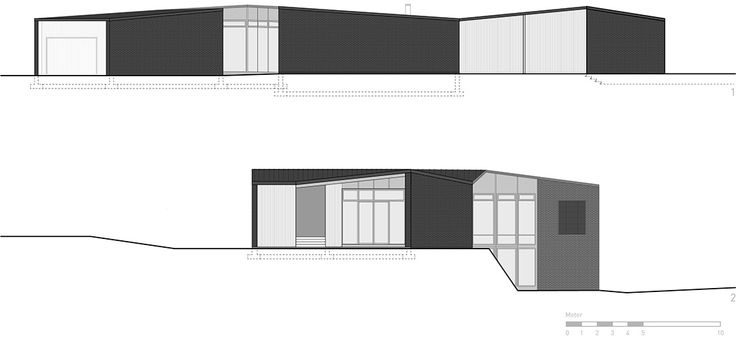 Screen House / Alain Carle Architecte - 谷德设计网 | Software