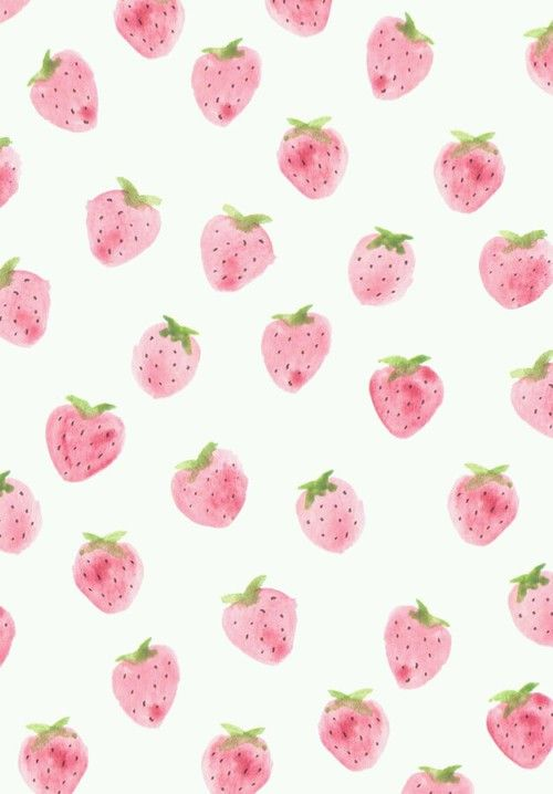 tumblr backgrounds vintage strawberries - Google Search
