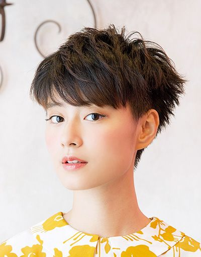 ヘアスタイル|cute hair!
