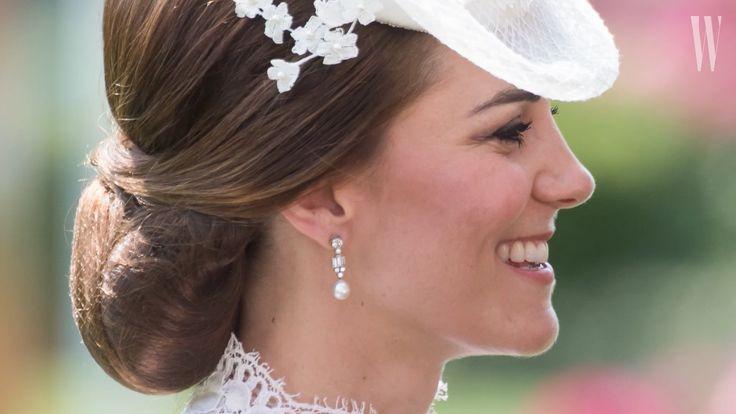 キャサリン妃10年間のヘアスタイル変遷