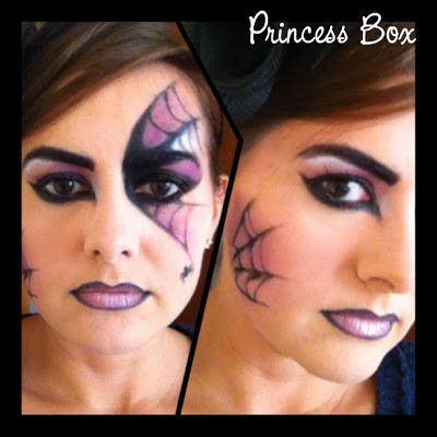 princessbox: Make-up Halloween 2012