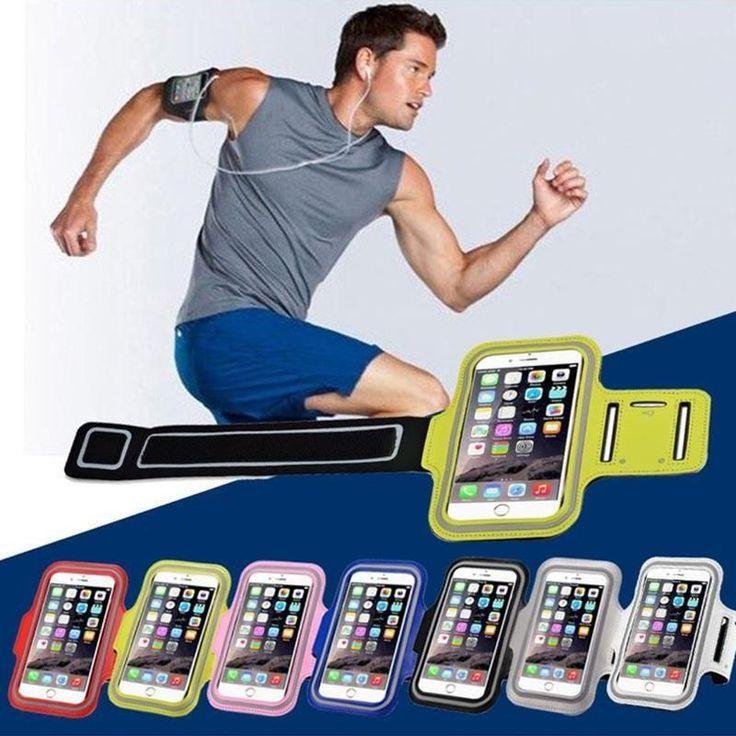 Universal Smartphone Fitness Armband