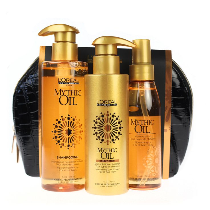 L'Oreal Mythic Oil, 3 products for the price of two PLUS a free make up bag! Luuurrve Christmas at Allure :)