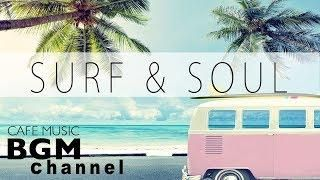 Relaxing Soul & Jazz Music - Chill Out Cafe Music For Work Study - Background Music