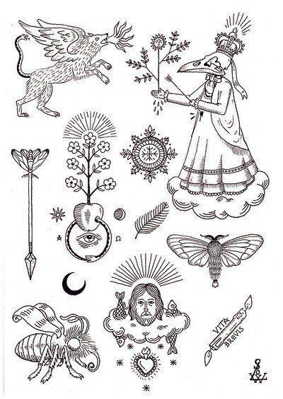 Best 25 Stick N Poke Tattoo Ideas