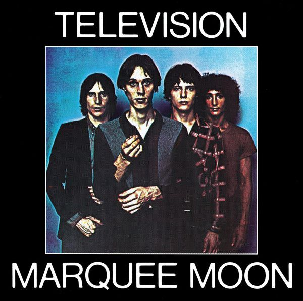 """#3: """"Marquee Moon"""" by Television - listen with YouTube, Spotify, Rdio & Deezer on LetsLoop.com"""